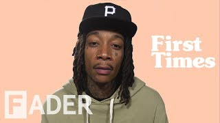 Wiz Khalifa talks Khalifa Kush's birth, meeting Curren$y & more | 'First Times' Season 1 Episode 17 Video