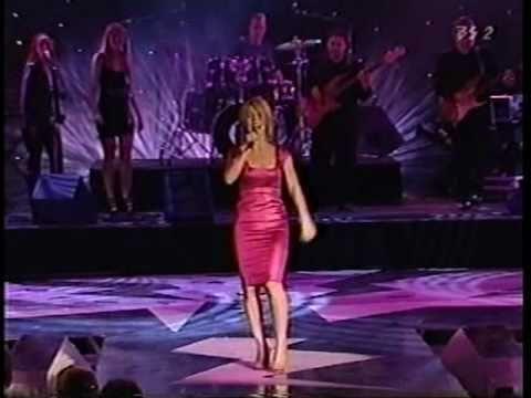 JENNIFER PAIGE : THE WORLD MUSIC AWARDS IN MONACO 1999