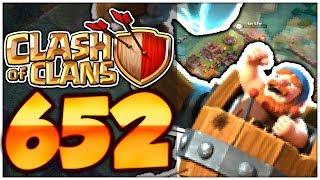 Clash Of Clans Part 652: KAMPFMASCHINE endlich auf LEVEL 5 verbessern!