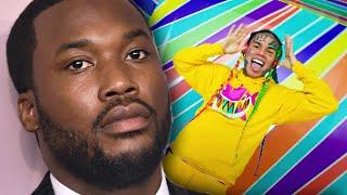 6ix9ine Disses Meek Mill & Haters In GOOBA Music Video