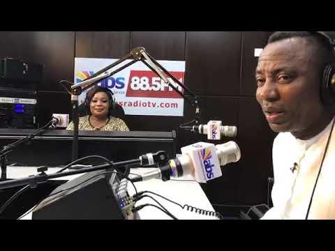 Omoyele Sowore visits Anambra Broadcasting Service...