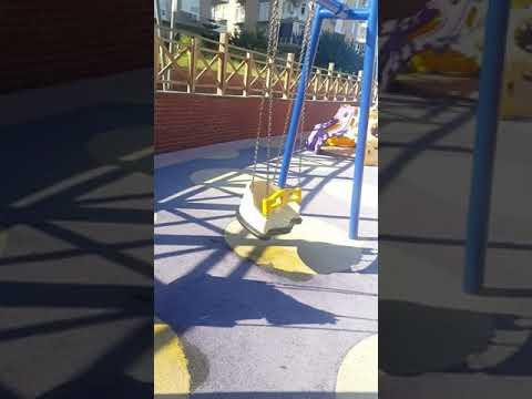 Expo Park canavarı Konyaaltı