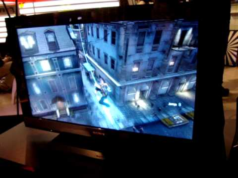 Gameplay Videos Infamous 2 Infamous 2 Demo Gameplay
