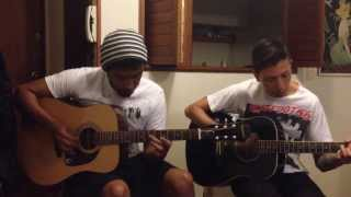 "Camilo & Juan (TLS) ""Companion"" - Saints Never Surrender (Acoustic cover)"