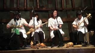 2015.09.12 at 雲州堂 原曲:サイコキラー(トーキング・ヘッズ)