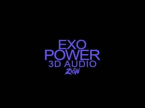 EXO(엑소) - Power (3D Audio Version)