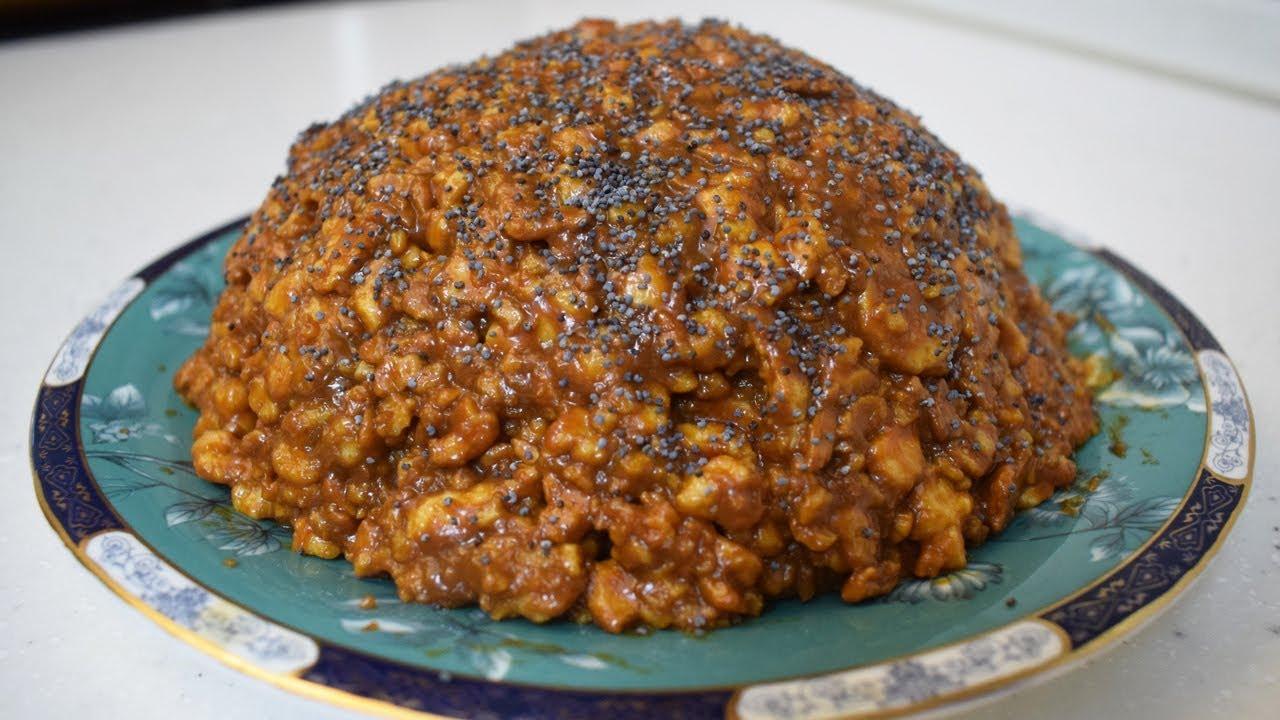 торт муравейник видео рецепт