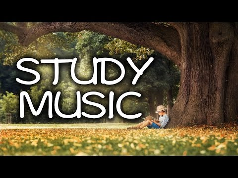 Study Music for Concentration, Focus and Memory, Relaxing Music with BiNaural Beats