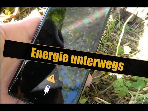 Die beste Solarpanele für unterwegs? | Solar Strom Outdoor
