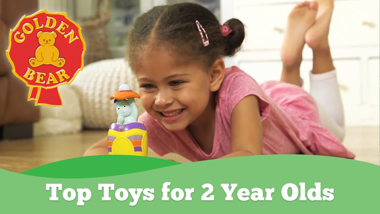 Top Toys For 2 Year Olds Youtube