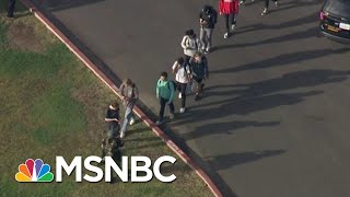 Breaking: School Shooting In Southern California | Craig Melvin | MSNBC