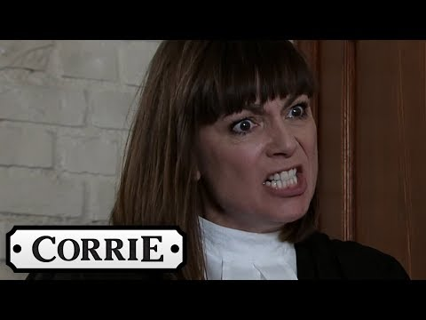 Coronation Street - Paula Tells Sally She Can No Longer Represent Her