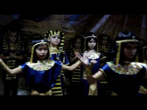 Египетский танец лицей-интернат №1