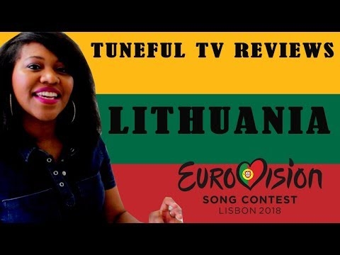 EUROVISION 2018 - LITHUANIA - Tuneful TV Reaction & Review