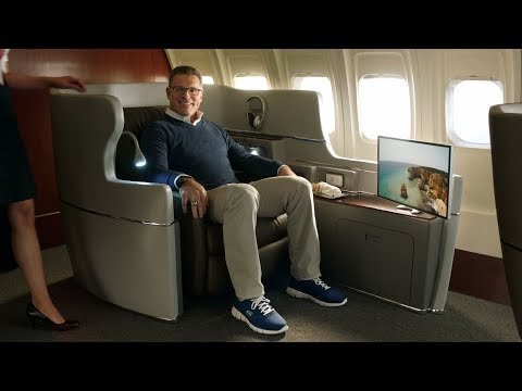 Skechers First Class for Your Feet Super Bowl Commercial 2018