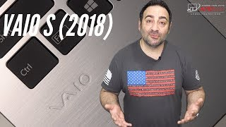 VAIO S (2018) Review:  The Throwback Laptop