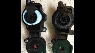 Bmw 320d e46 136cv cambiar filtro de recirculacion de gases.
