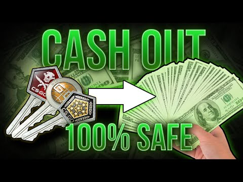 CASHING OUT YOUR INVENTORY - 100% SAFE