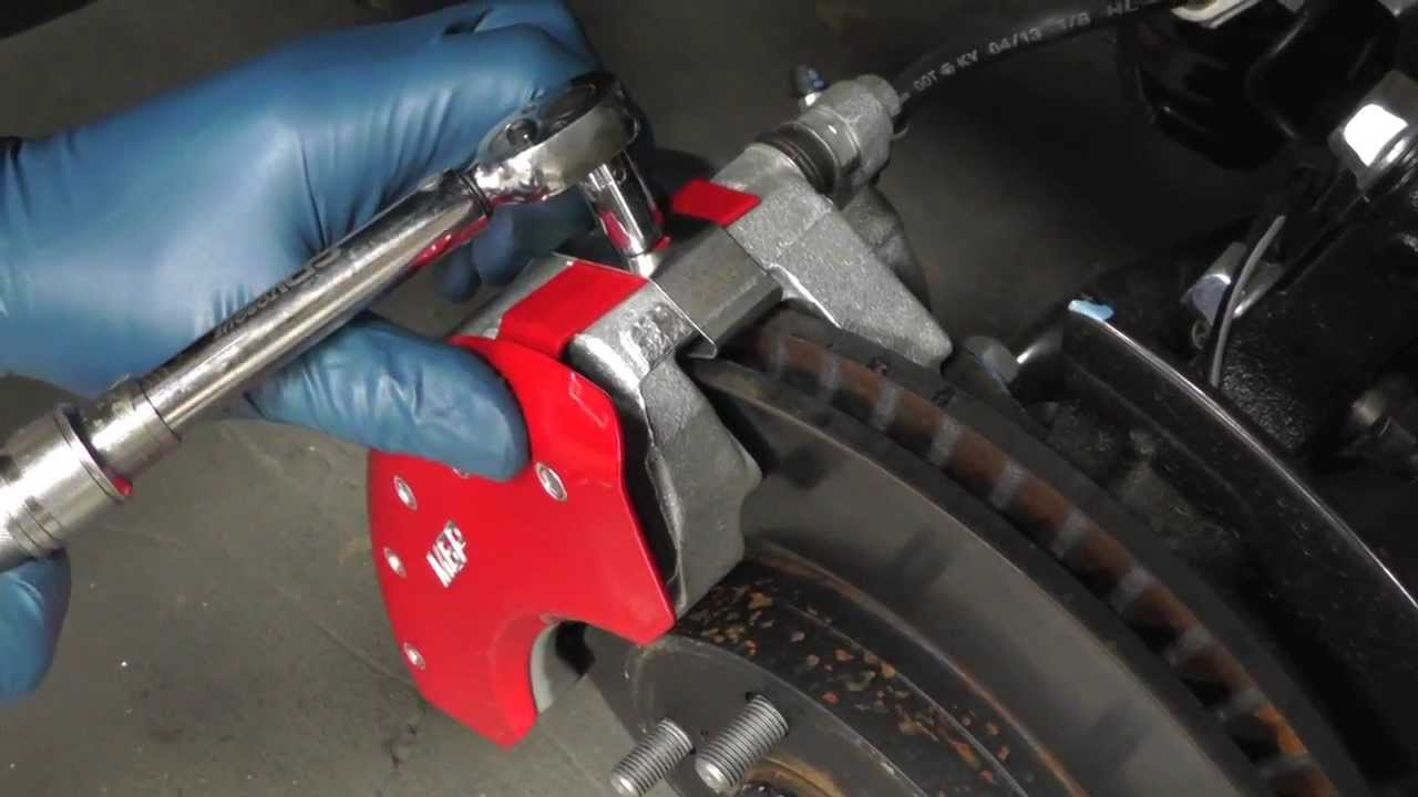 Mgp Caliper Covers Quick Install Video 2013 Toyota