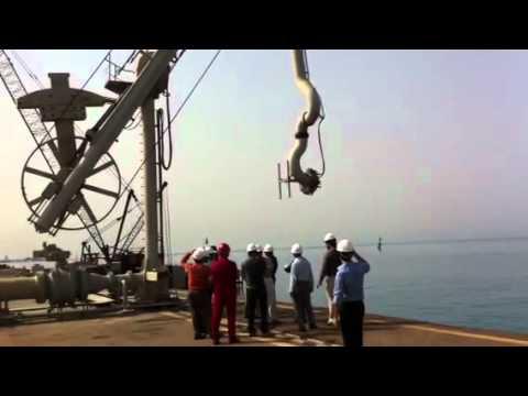 Marine loading arm