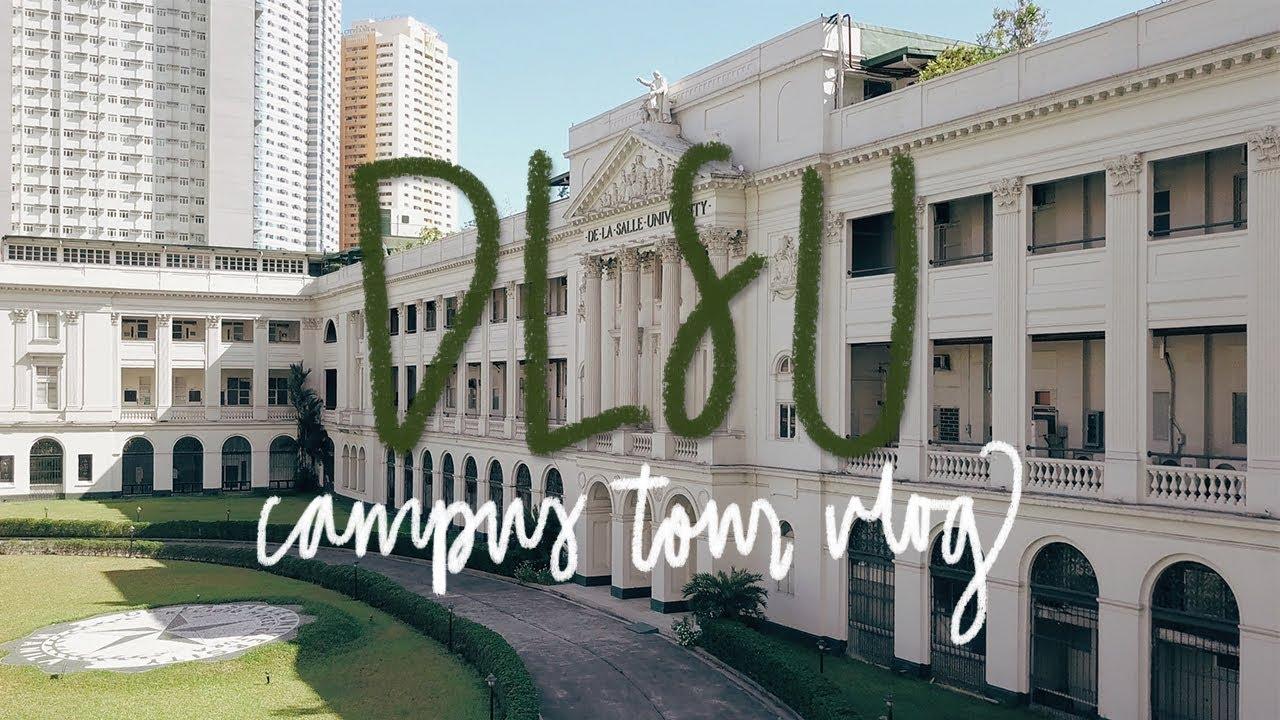 Download DLSU Campus Tour | VLOG