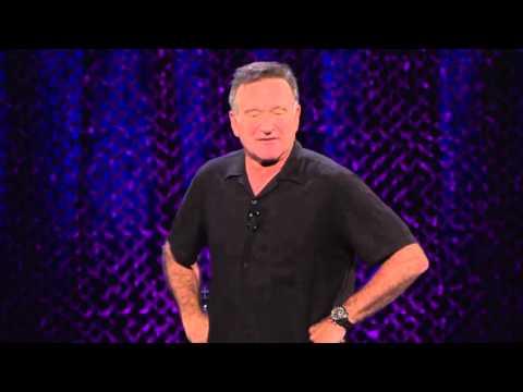Robin Williams - Fuck Green, Go Brown