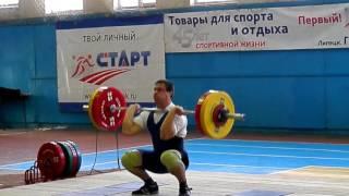 На турнире по тяжелой атлетике памяти В. Н.  Савченко Липецк 16 12 2016