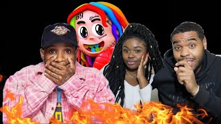 HE CAN&#39T SAY TREWAY!! 6IX9INE - KIKA (feat. Tory Lanez) DUMMY BOY ALBUM REACTION!!