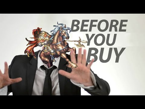 Octopath Traveler - Before You Buy