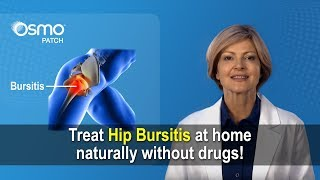 Hip Bursitis Treatment (Drug free & Non-Invasive)