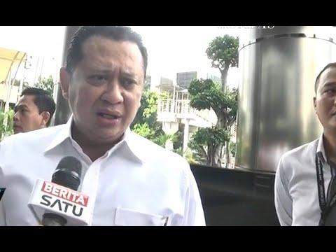Bambang Soesatyo ke KPK Serahkan Laporan Keuangan DPR Mp3