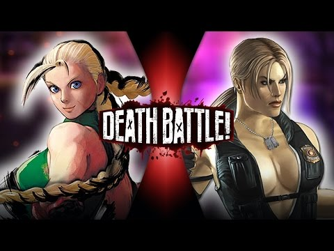 Cammy VS Sonya Street Fighter VS Mortal Kombat  DEATH BATTLE!