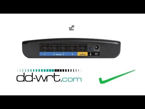 DD-WRT - Linksys E1200 | Firmware Upgrade | FLASH