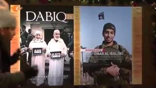 """Немецкое шоу """"Дурдом"""" о террористических угрозах в Германии"""