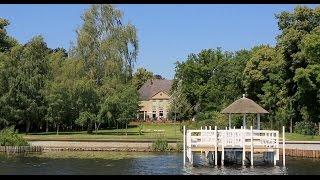 Wiederherstellung der Heckengärten der Liebermannvilla am Wannsee - Regie und Kamera Manto Sillack