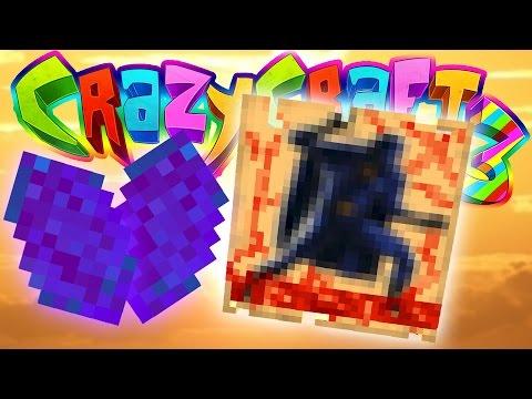 Minecraft Crazy Craft 3: Vibranium, Adamantium & Wakanda Dimension! #82