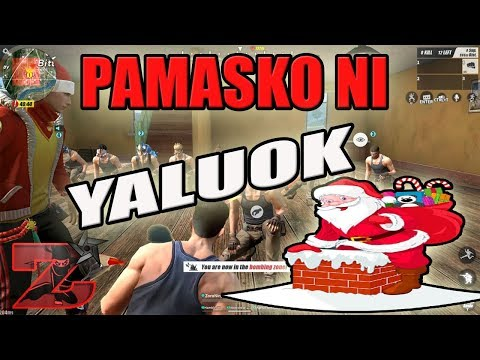 "YALUOK MAY PAMASKO SA TEAMPH! ""Funny Moments"" (Rules of survival: Battle Royale)"