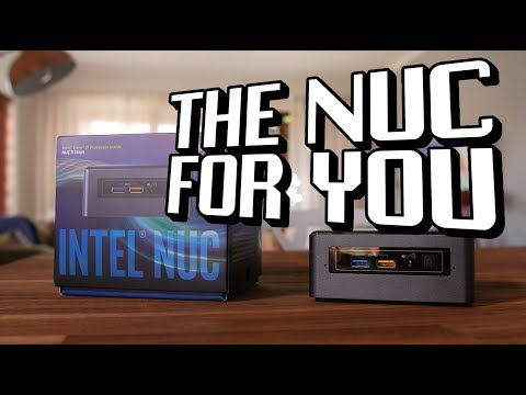 Intel NUC Overview - Who said small isn't powerful? (see comments section for giveaway details)