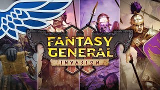 Fantasy General II | Pegasi and Troll Tactics - Let's Look