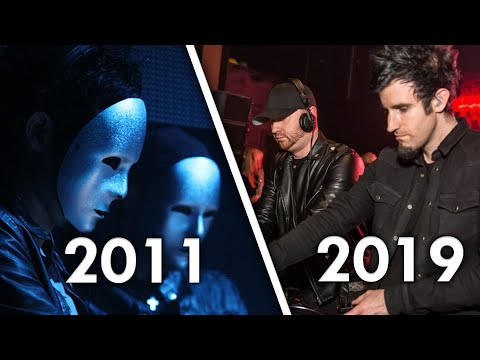 How Knife Party's Music Has Changed Over Time (2011 - 2019)