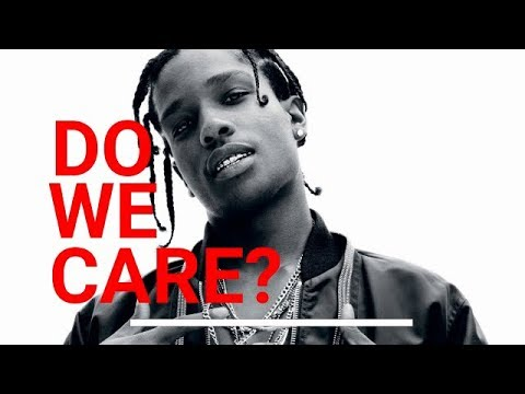 A$AP Rocky Sweden Jail Update...Should We Care? HE DIDN'T! 🤷