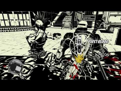 MadWorld Hard Mode (Wii) Casino Land The Strip