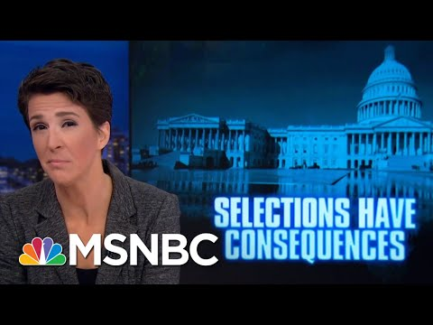 Brett Kavanaugh Vote Will Drive Political Backlash If History Is Guide   Rachel Maddow   MSNBC