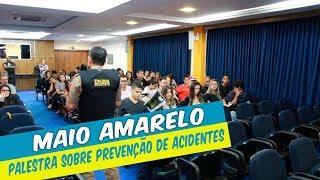 MAIO AMARELO - PALESTRAS SOBRE PREVENÇÃO DE ACIDENTES É REALIZADA NO UNIFOR-MG