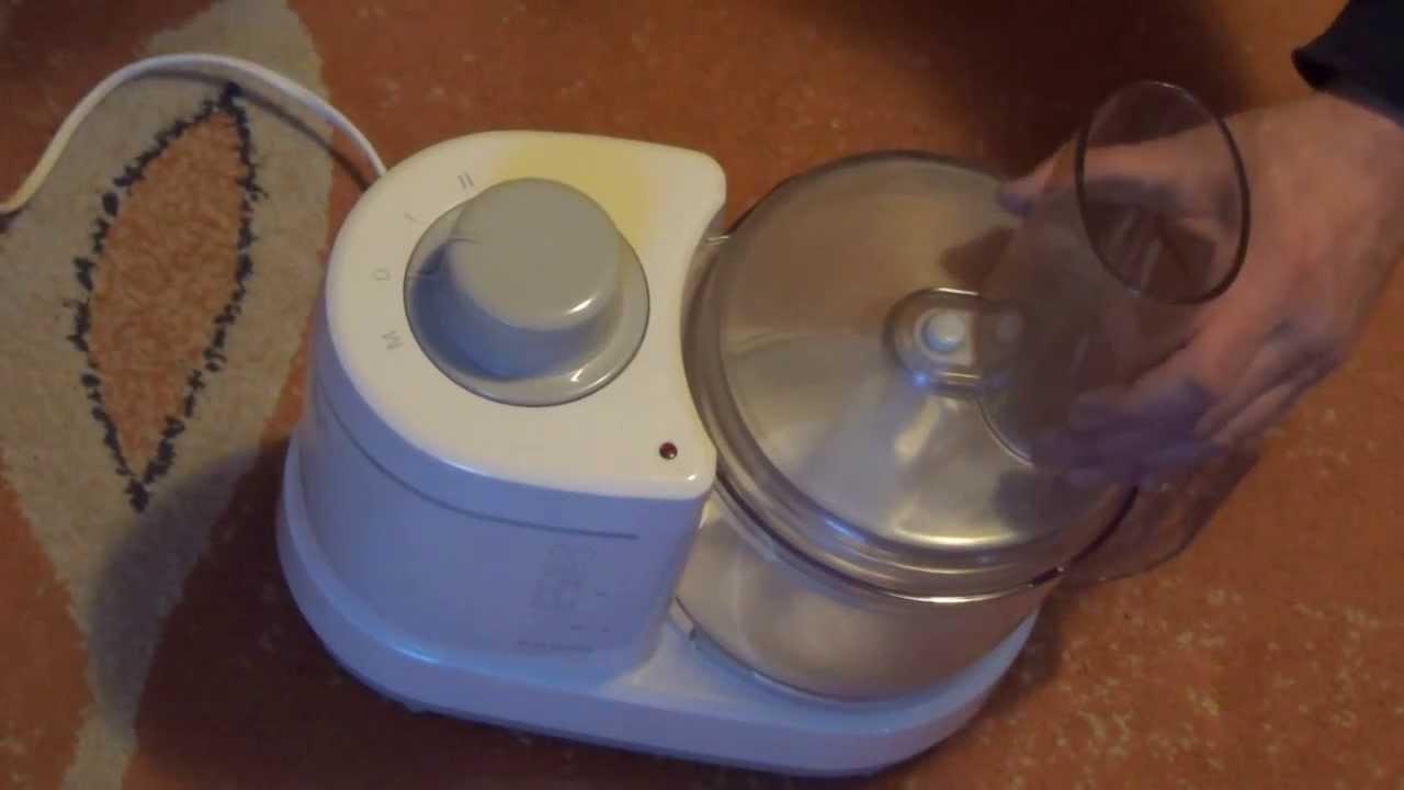 Kuchenmaschine Krups Rotary 400 Test