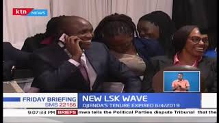New LSK wave: What Macharia Njeru\'s win means