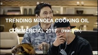 TRENDING MINOLA COOKING OIL COMMERCIAL 2017 (reaction)