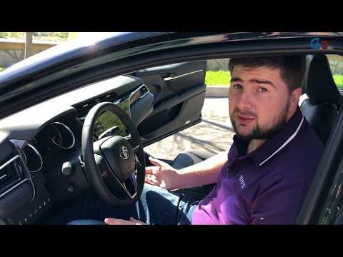Toyota Camry 3.5 2018. Что изменилось Стоит ли покупать