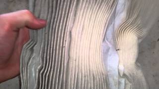 2014 Nissan Murano Suv - Checking & Cleaning Hvac Cabin Air Filter Element