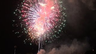 4th Of July 2016 Fireworks Show Grand Finale  1080p HD amp; 2160p 4K UHD